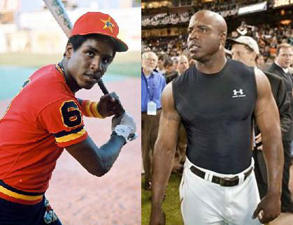 barry bonds head. Barry+onds+head+growth